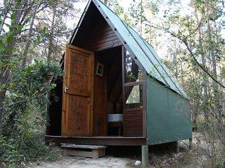 Cabin 1 (Yogi), Pachamama Forest Retreat.