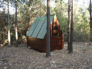 Cabin 4 (Aum),Pachamama Forest Retreat.