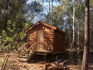 Cabin 5 (New), Pachamama Forest Retreat.