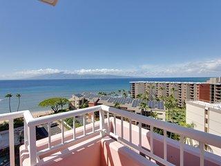 Kaanapali Maui DELUXE Ocean View 2bd 2Ba