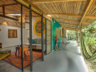 Ecolodge in the heart of the jungle