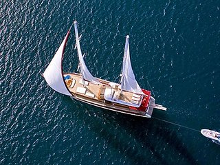 Luxury yacht - Gulet - Adriatic Holiday - Dubrovnik - Croatia