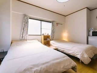 2 Minutes to Ohori station. Cozy Modern Apt.#501