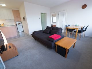 A Spacious & Comfy 2BR Suite Next to Emporium