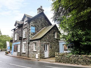 SHEPHERD'S CROOK. over three floors, in Grasmere