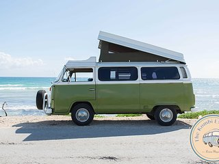 he Kombi Experience: Rental The Kiwi VW in Tulum