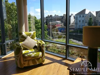 Exceptional Galway City Apartment with River Views