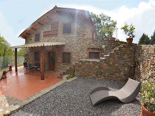 3 bedroom Villa in Loppeglia-Fiano, Tuscany, Italy : ref 5681494