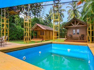 1 Bedroom Luxurious Cottage With Open Jacuzzi
