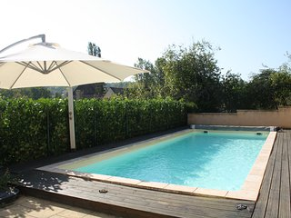PAYRIGNAC - LOVELY PROPERTY WITH SEPARATE GUEST HOUSE AND PRIVATE HEATED POOL