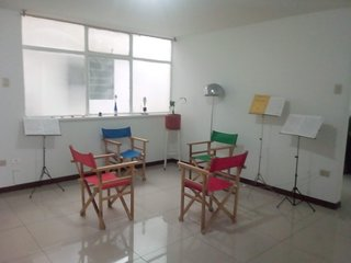 Musicians Room with private bathroom in Chapinero