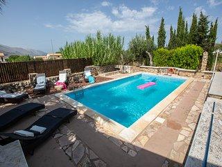 3 bedroom Villa in Case Boscia, Sicily, Italy : ref 5247371