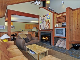 Aspens Townhome in Squaw Valley