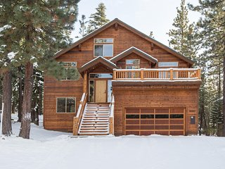 Merry Muhlebach Lodge at Tahoe Donner