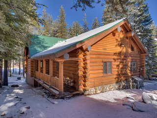 Log Cabin Living at Tahoe Donner