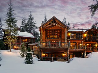 Bullshead Lodge at Squaw Valley