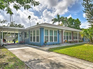 NEW! Bradenton Home - Just 6 Miles to the Beach!