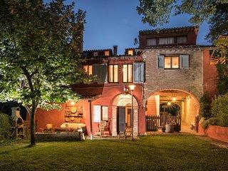 Casa Rossa tra Marche e Umbria