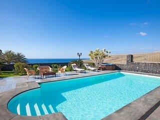 3 bedroom Villa in Puerto Calero, Canary Islands, Spain : ref 5675867