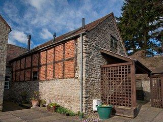 Much Wenlock Cottage Sleeps 3/4