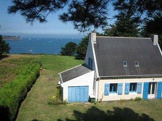 Maison de 4 chambres avec vue sur mer et un jardin non clos à 50 M de de la plag