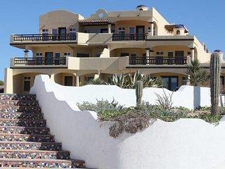 Estrella Del Mar: Condo A103 (Beachfront Condo in Santo Tomas Mx)