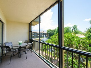 Spacious + Colourful Suite with Private Balcony | Pool Access!