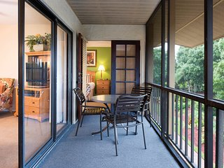 Deluxe + Spacious Retreat in a Central Location   Private Balcony!