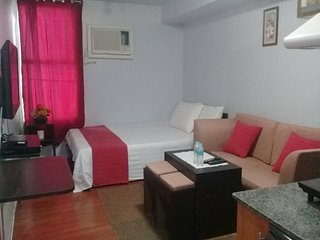 Studio type Fully Furnished Condo Units for rent