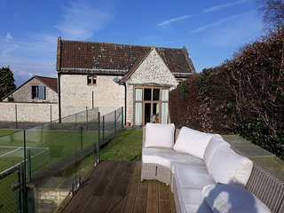 Detatched - The Dove Barn - Rural Setting with Tennis Court ! ( adults only )