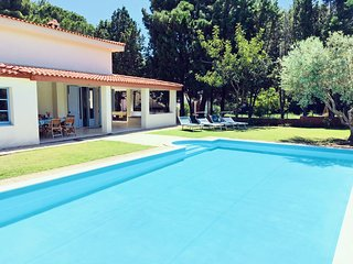 Villa Vico del Porto - Luxury villa with pool and sea views