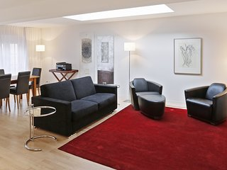 ZR Zurich Relocation Roof top terrace - Fully furnished 1BR apartment - Waldmann