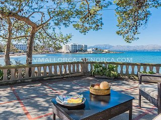 4 bedroom Villa in Alcudia, Balearic Islands, Spain : ref 5624687