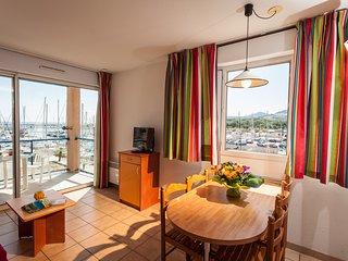 Appartement Spacieux sur le port | Balcon/Terrasse + Cuisine Privée