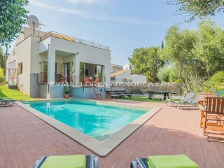 4 bedroom Villa in Alcudia, Balearic Islands, Spain : ref 5624679