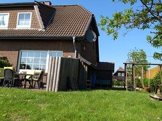 Haus Seedeich >Lea< - Das Ferienhaus in Friedrichskoog-Spitze / Nordsee