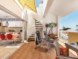 LOVELY PENTHOUSE APARTMENT IN CABANAS TAVIRA