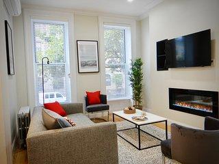 Modern 3 Bdr 2.5 Baths Duplex Brownstone