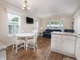 One Bedroom Park Model Rental in Glen Haven Resort,Zephyrhills