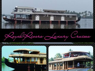 Royal River Cruise Houseboat