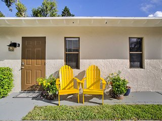 NEW! Pristine Apt Just 1 Block to Deerfield Beach!