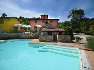 Villa in San Casciano in Val di pesa ID 3089