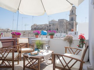 Apulia La Finestra sul mare apartment