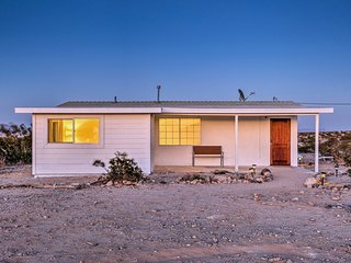 NEW! 10-Acre Event-Friendly Twentynine Palms Home!