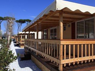 Toscane | Italie | Stacaravans aan zee  | Mobile Home | Camping | Viareggio