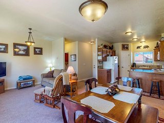 NEW LISTING! Cozy & centrally located home close to skiing, golf, lakes & town