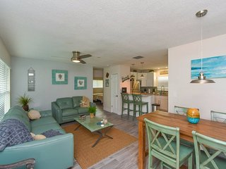 Stunning 2Bed/1Bath With Pool & Steps From Beach!!-Sun and Sea #1