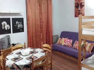 Rental Apartment Les Angles (66210 Pyrenees-Orientales), studio flat, 3 persons