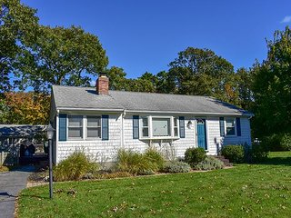 Updated three bedroom home with central air conditioning