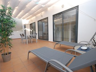 Apartment in the center of Seville with Internet, Air conditioning, Lift, Terrac